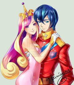 shining armor mlp human - Google Search