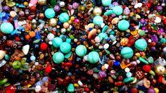 Beads, beads & more beads!