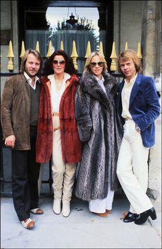 ABBA in Paris