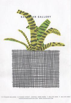 Jonas Wood - October 13 - December 19, 2015 - Images - Gagosian Gallery