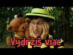 Smejko a Tanculienka - Vydržíš viac (Mackova Duškova pesnička) - YouTube Itunes, Captain Hat, Youtube, Youtubers, Youtube Movies