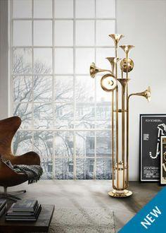 botti floor handmade brass lamp. vintage floor lamps, mid-century modern lighting, unique lamps, stilnovo lamps, dining table Lamps, vintage desk lamps, brass sconces