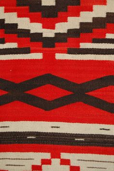 #adobegallery - J. B. Moore, Trader at Crystal Trading Post in New Mexico from 1900 to 1911 is now famous for introducing to the weavers new patterns of textiles he felt would be saleable to Easterners for use as rugs. His early examples, published in a 1903 catalog, were more similar to classic Navajo textiles and those published in a 1911 catalog were more similar to Persian rugs.