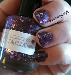 Nerd Lacquer - Cold & Calculating