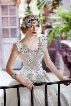 Dress: Sophie Design