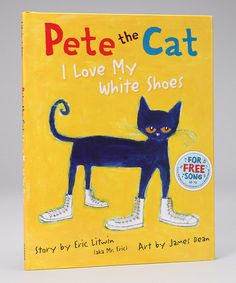 Pete loves his white shoes, but they won't stay like that for long! As he treks along, he walks through strawberries, blueberries and a mud puddle that transforms his shoes' color. With bight, vibrant illustrations, this book helps kids learn about colors by singing along with Pete. Written by Eric LitwinIllustrated by James DeanHardcover / 40 pa...