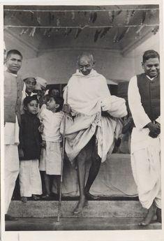 Mahatma Gandhi The Return of South Africa Original | eBay