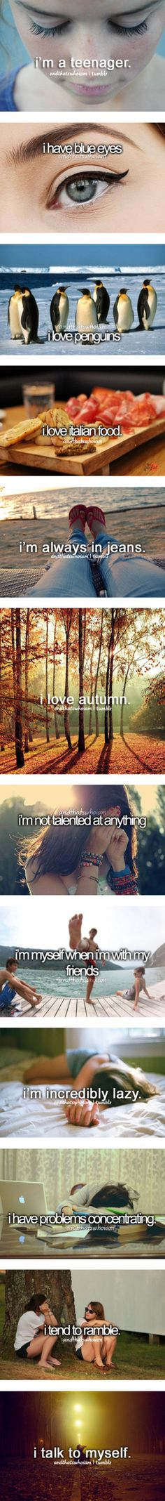 Yes yes yes! But I am talented at some things but not everything !!