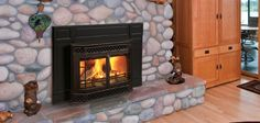 Simple Lovely Wood Stove Insert For Fireplace Wood Burning Fireplace Inserts home improvement plans from our home remodeling specialist, Emily Morri. Wood Fireplace Inserts, Outdoor Wood, Wood Insert, Wood, Wood Stove, Hearth, Wood Burning Insert, Woodburning Stove Fireplace, Fireplace
