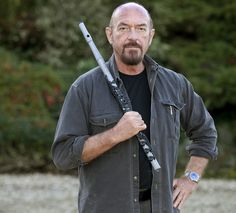 An Interview with Ian Anderson: Art Ambassador.... Your son-in-law is Andrew Lincoln, who portrays Officer Rick Grimes on the critically acclaimed AMC show, The Walking Dead. Do you watch the show or discuss it at all with Andrew?              I tried to watch it two nights ago when they had the season premiere. Unfortunately, I can't deal with all of the breaks in ads, so I figured I would record it. Sadly, the recording failed. I set it up to record the rest of the season while I am away…