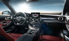 When you sit in the new C-Class, you will enjoy the unique feel-good atmosphere of the high-class interior.