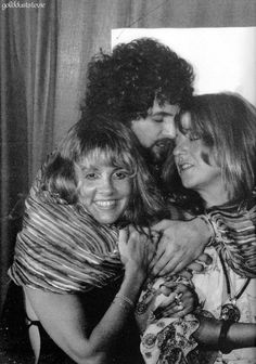 Fleetwood Mac, smashed.