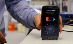 Carregador sustentável promete restaurar bateria de smartphone em 30 segundos