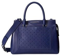 f44e19f2f987 Marc by Marc Jacobs Deep Violet Leather Satchel 45% off retail