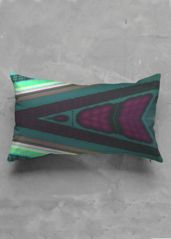 Virtual - Accent Pillow - Luster Oblong by Constantina Seracin Pillow Inserts, Pillow Covers, Luster, Accent Pillows, 3d, Beautiful, Collection, Pillow Case Dresses, Pillow Shams