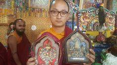 2 kutsab guru rinpoche statues of terma of chogyur lingpa