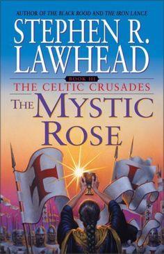 The Mystic Rose (The Celtic Crusades) by Stephen R. Lawhead, http://www.amazon.com/dp/B000FCKOFY/ref=cm_sw_r_pi_dp_B4mzqb1EQD0N5