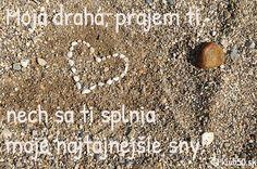nech sa ti splnia moje najtajnejšie sny! :) - zdroj: www.klub50.sk