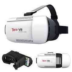 Tera VR Box - Gafas 3D para smartphones