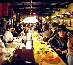 OSTERIA MORINI -- The Platt 101: New York City's Best Restaurants -- Grub Street New York