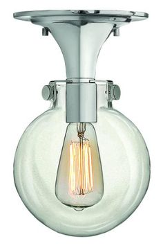 Hinkley Lighting 3149OZ Congress Flush Mount Light - Ceiling Pendant Fixtures - Amazon.com