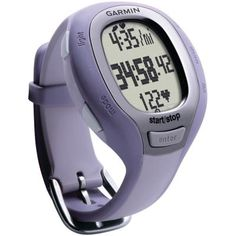 GARMIN 010-N0743-41 FR60W with Heart Rate Monitor for Women, Lilac, Refurbished @ healthandexerciseproducts.com