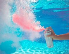 Pink pool, piscina rosa, verano, summer fashion, girl, trends, hipster www.PiensaenChic.com
