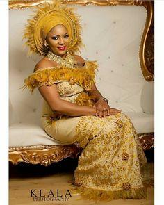 Thrilling Asoebi Styles for Events African Prom Dresses, African Fashion Dresses, African Dress, Nigerian Bride, Nigerian Weddings, African Weddings, Nigerian Traditional Wedding, Traditional Wedding Attire, Latest Lace Styles