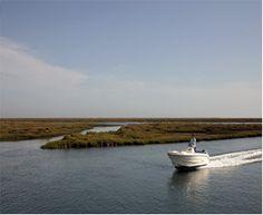 A Nossa Ria Formosa: Canais