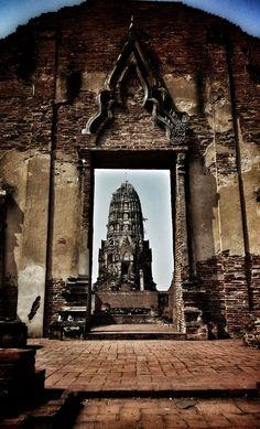 Ayutthaya, Thailand // อยุธยา เมืองเก่าของเราแต่ก่อน ~