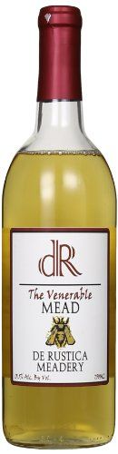 """NV De Rustica Meadery """"The Venerable"""" Mead 750 mL >>> See this great product. This is an affiliate link."""