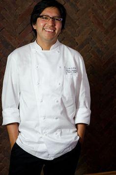 Plinio Sandalio -Nominated for Best Pastry Chef at The Carillon