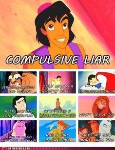 men according to Disney