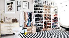 27 Ways to Organize Your Closet | StyleCaster