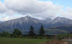 Scenery from the TranzAlpine train South Island, Scenery, Train, Mountains, Landscape, Nature, Paisajes, Naturaleza, Corner Landscaping