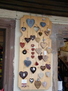 Shop Hearts in Vacanza Alsazia 2009
