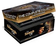 In Search Of... The Complete Series DVD ~ Leonard Nimoy