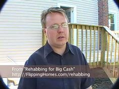 ▶ Real Estate Investing: How To Fix and Flip Houses, 5 of 5 - YouTube