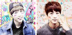 |BTS| SUGA & JIN