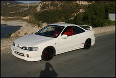 Honda Integra Type R by Alexis Constantinides, via Flickr