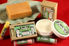 Truly's Natural Products Prize Pack
