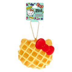 Hello Kitty Squishy: Waffle,