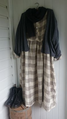 Long Prairie Dress, MegbyDesign.