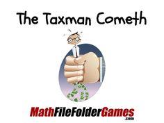 The Taxman Cometh: a Factors Game
