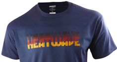 Heatwave the band, Central heating T Shirt