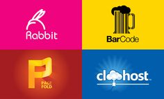 40 Most Brilliant and Creative logo design examples #inspiration