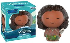 Funko releasing Maui Dorbz from Moana