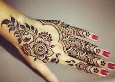 Stylish Mehndi Designs For Finger | PK Vogue