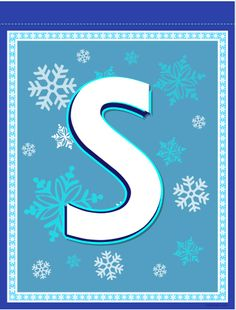 I'm dreaming of a white Christmas down south. Frozen Birthday Banner, Back To School Supplies List, Snowman Party, Alphabet And Numbers, Alphabet Letters, Banner Letters, Frozen Party, Disney Frozen, Party Printables