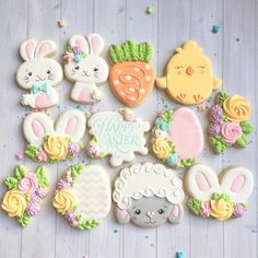 Easter cookie options are up on my Facebook page! Link in profile. Pick up in Austin. Thank you for your support!!! - - - - - #austin #atx…